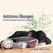 Antistress-Übungen - Für Macher, Manager und alle, die es eilig haben