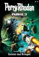 Christian Humberg: Perry Rhodan Neo 35: Geister des Krieges ★★★★