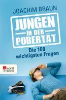Joachim Braun: Jungen in der Pubertät ★★★★
