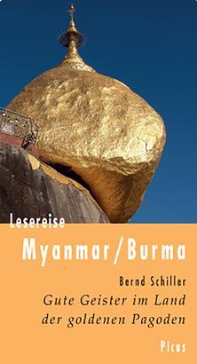 Lesereise Myanmar / Burma