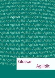 Glossar Agilität - kurz - knapp - klar