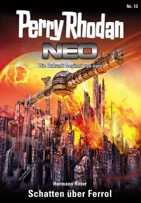 Perry Rhodan Neo 13: Schatten über Ferrol