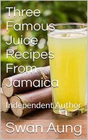 Swan Aung: Three Famous Juice Recipes From Jamaica