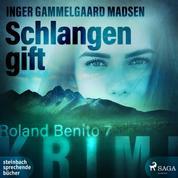 Schlangengift - Roland Benito-Krimi 7