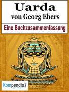 Robert Sasse: Uarda von Georg Ebers