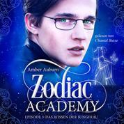 Zodiac Academy, Episode 3 - Das Wissen der Jungfrau