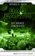 Werner K. Giesa: Bad Earth 9 - Science-Fiction-Serie ★★★★
