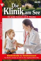 Britta Winckler: Die Klinik am See 23 – Arztroman ★★★★