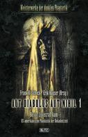Frank Rainer Scheck: Meisterwerke der dunklen Phantastik 01: AUT DIABOLUS AUT NIHIL (Band 1) ★★★