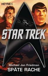 Star Trek: Späte Rache - Roman
