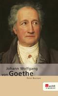 Peter Boerner: Johann Wolfgang von Goethe