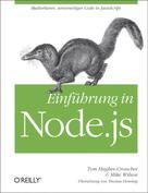 Tom Hughes-Croucher: Einführung in Node.JS