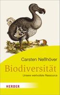Carsten Neßhöver: Biodiversität