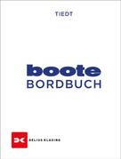 Christian Tiedt: Boote-Bordbuch
