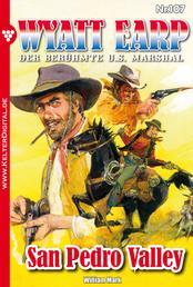 Wyatt Earp 107 – Western - San Pedro Valley