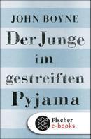 John Boyne: Der Junge im gestreiften Pyjama ★★★★★