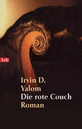 Die rote Couch - Roman -