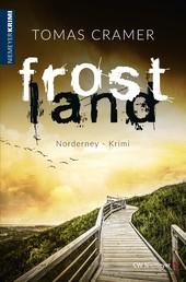 Frostland - Norderney-Krimi