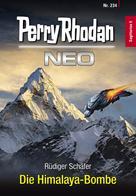 Rüdiger Schäfer: Perry Rhodan Neo 234: Die Himalaya-Bombe ★★★★★