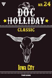 Doc Holliday Classic 24 – Western - Iowa City