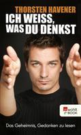 Thorsten Havener: Ich weiß, was du denkst ★★★★