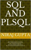 Niraj Gupta: SQL and PLSQL