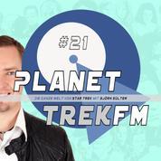 Planet Trek fm #21 - Die ganze Welt von Star Trek - Star Trek: Short Treks - Zwischen Meisterwerk und Reinfall