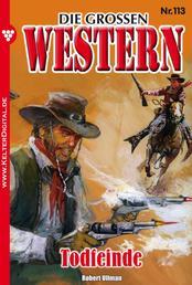 Die großen Western 113 - Todfeinde