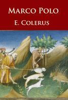 E. Colerus: Marco Polo