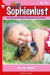 Sophienlust 314 – Familienroman - Wo ist Tiger?