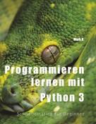 Mark B.: Programmieren lernen mit Python 3 ★★★