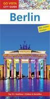 Ortrun Egelkraut: GO VISTA: Reiseführer Berlin ★★★