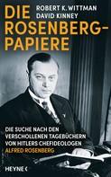 Robert K. Wittman: Die Rosenberg-Papiere ★★★★