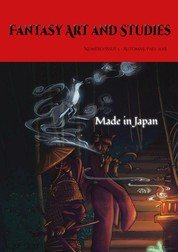 Fantasy Art and Studies 5 - Made in Japan
