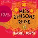 Rachel Joyce: Miss Bensons Reise (Ungekürzte Lesung) ★★★★★