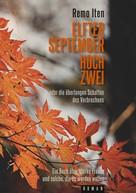 Remo Iten: Elfter September hoch Zwei oder die überlangen Schatten des Verbrechens