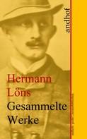 Hermann Löns: Hermann Löns: Gesammelte Werke ★★★★