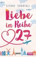 Eithne Shortall: Liebe in Reihe 27 ★★★