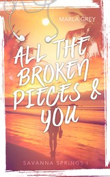 All The Broken Pieces And You - Savanna Springs 1