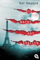 Kat Kruger: Die Nacht hat Krallen ★★★★