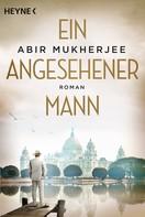 Abir Mukherjee: Ein angesehener Mann ★★★★★