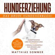 Hundeerziehung - Hundetraining und Welpenerziehung inkl. Intelligenztraining für Hunde + geniale Hundespiele für Drinnen und Draußen