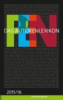 : PEN Das Autorenlexikon 2015 / 16 ★★★★★