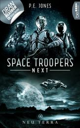 Space Troopers Next - Folge 1: Neu Terra - Science Fiction