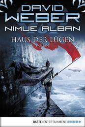 Nimue Alban: Haus der Lügen - Bd. 8. Roman