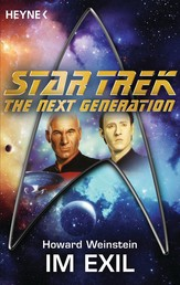 Star Trek - The Next Generation: Im Exil - Roman