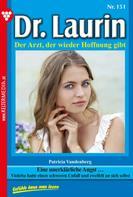 Patricia Vandenberg: Dr. Laurin 151 – Arztroman ★★★★