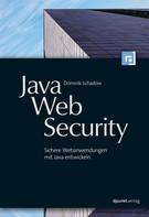 Dominik Schadow: Java-Web-Security