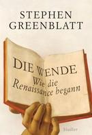 Stephen Greenblatt: Die Wende ★★★★★