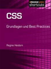 CSS - Grundlagen und Best Practices